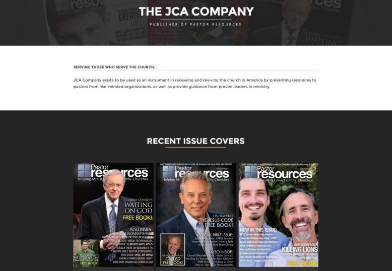 JCA Company
