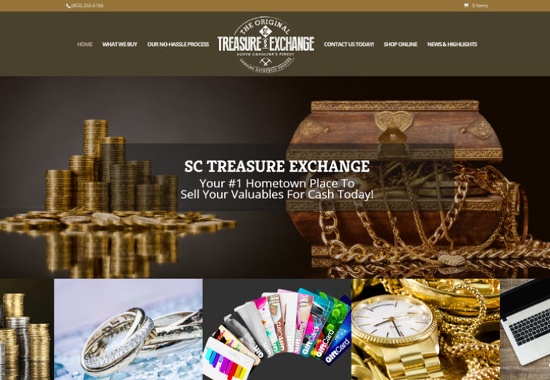 South Carolina Treasure Exchange