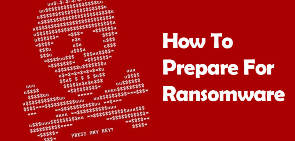 How to prepare for ransomware